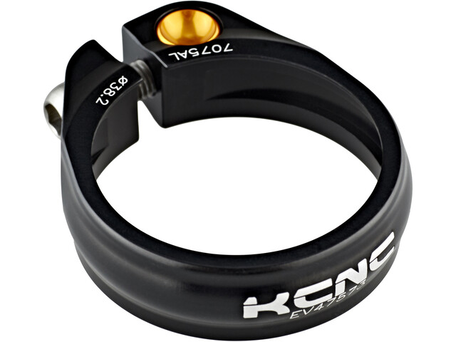 KCNC Road Pro SC 9 Saddle Clamp Ø 38,2mm black